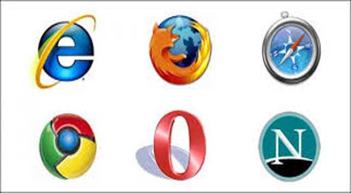 Browser ( Tarayıcı ) Yazmak için Notpad Olarak Kullanın