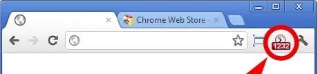 Google Chrome Saat Eklentisi
