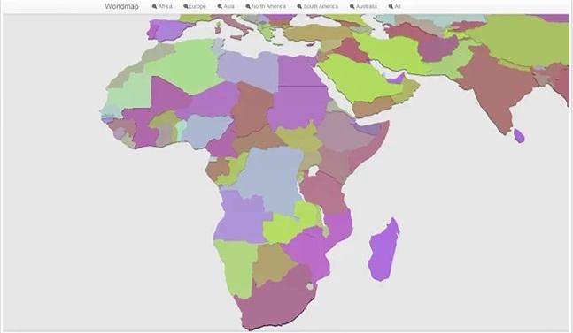 google dünya haritasi Eklentisi