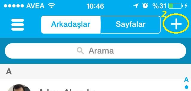 foursquare arkadaş bulma2