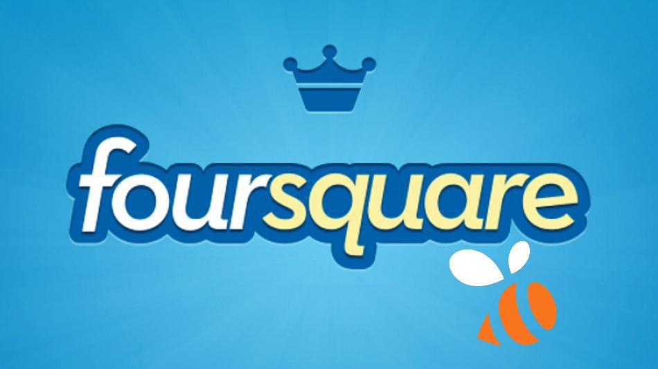 foursquare - swarm arkadaş ekle