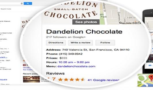Firmanızı Google Map Üzerine Ekleyin