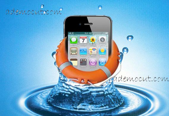 Telefonunuz Suya düşerse Acil Ne Yapılır.?