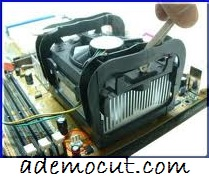 işlemci montaj 4