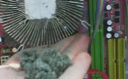 Ekran Kartı Fanı Nasıl Temizlenir