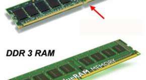 Bilgisayar Ram Bellek bilgilerini öğrenme