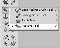 red eye tools