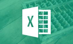 Excel gider pusulası örneği