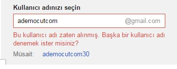 gmail hesap oluşturma3