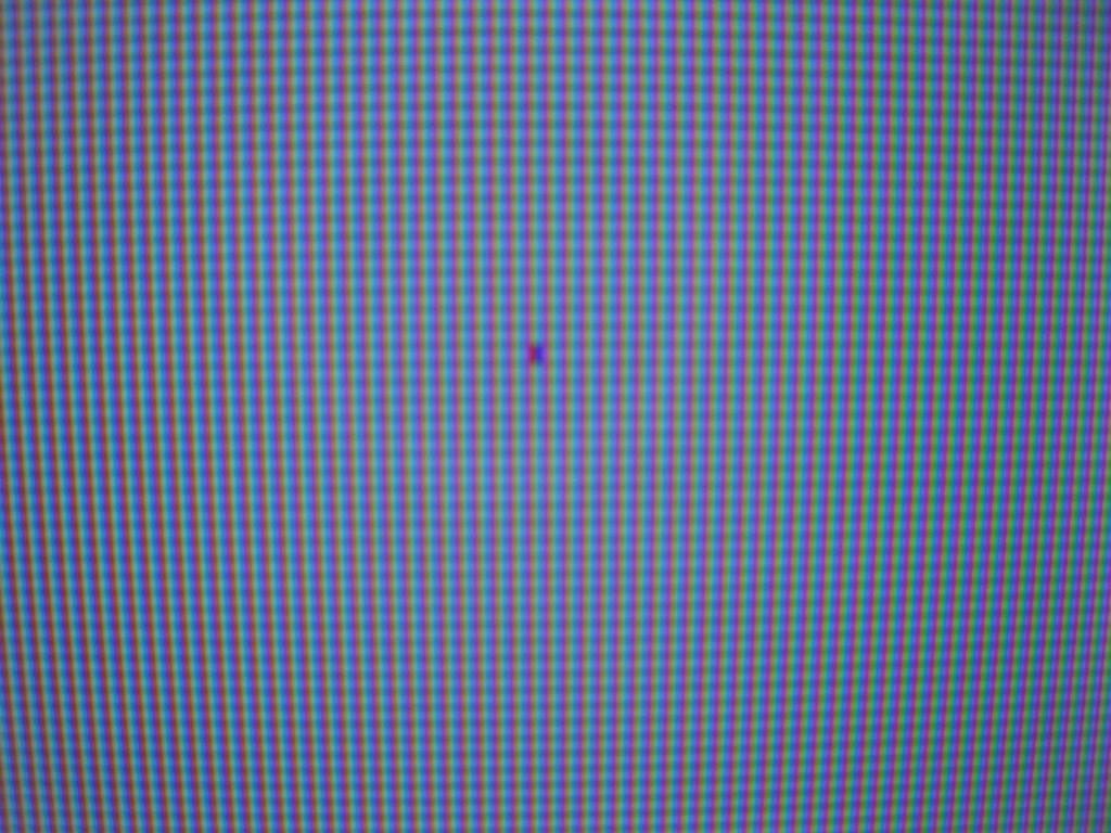 ölü pixel kontrol