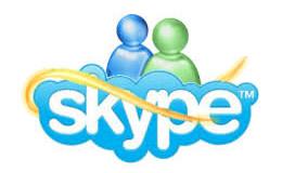 Skype'de yanan sönen ifade mesaj nasıl yapılır ?