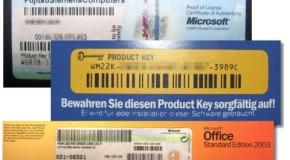 Bios'a Gömülü Product Key – Ürün Anahtarı Nasıl Öğrenilir ?