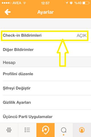 swarm checkin yer bildirim ayarları (2)