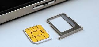 iphone sim kart