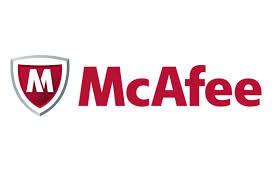 mcAfee antivirüs yazılım