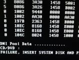 {Çözüm} disk boot failure hatası