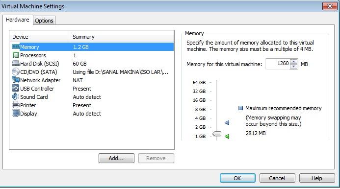 Vmware Workstation2