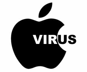 apple virüs