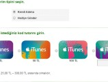 Apple Hediye Kod Nereden Satın Alınır?
