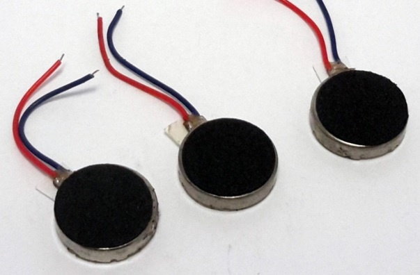 telefon titreşim motoru