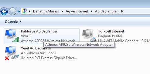 ethernet bağdaştırıcısı