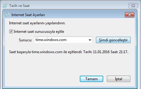 internet saati eşitleme-2