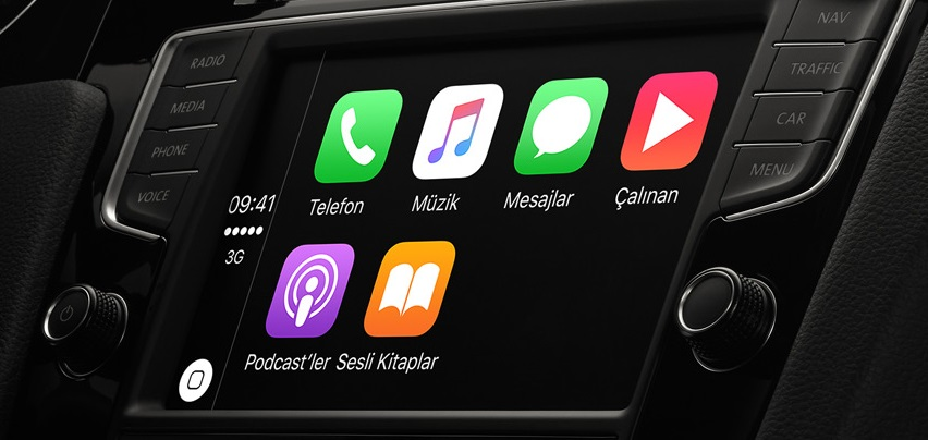 carplay voswagen
