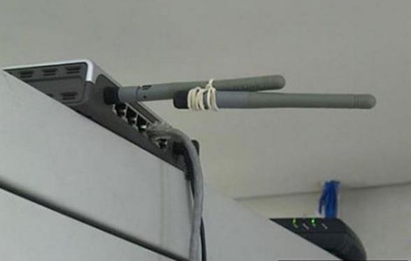 wifi sinyali
