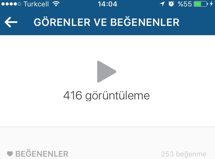 instagram video görüntüleme