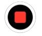 iphone kayıt butonu
