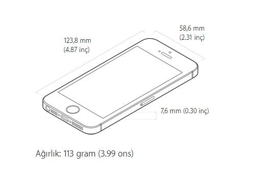 iphone se teknik özellikleri