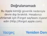 {Çözüm} Apple Doğrulanamadı Hatası