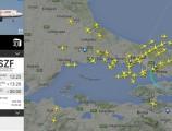 Global Online Uçak Seferlerini Takip Edin..