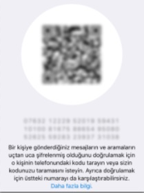 whatsapp doğrulama kodu