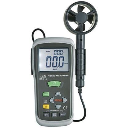 anemometre cihaz ile ölçüm
