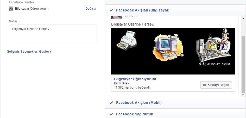 facebook sponsorlu sayfa reklamı8