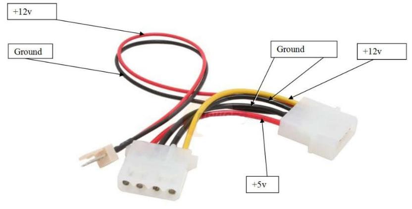 işlemci fan kabloları