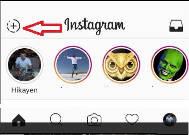 instagram stories özelliği kullanma