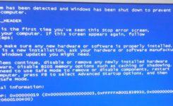 0x000000d1 mavi ekran hatası nasıl çözülür?