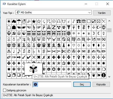 bilgisayar-klavyesinde-cicek-isareti-nasil-yapilir