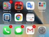 WebSite Kısayolu İphone Ana Ekrana Nasıl Eklenir?