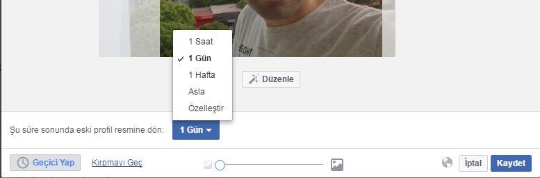 facebook-gecici-profil-nasil-yapilir