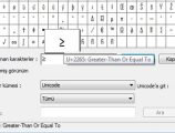 Klavyede Büyük Eşittir ( ≥ ) İşareti Nasıl Yapılır?