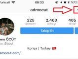 instagram profil link ( url ) adresi nasıl alınır?