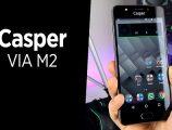 Casper VIA M2 nasıl format atılır?