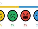 site altında emoji ( smiley ) oylama eklenti