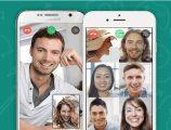 WhatsApp görüntülü grup sohbeti özelliği