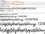 Şekilli yazı nasıl yazılır?