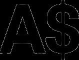 Klavyede Avustralya doları simgesi nasıl yapılır?