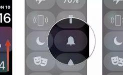 Apple Watch zil sesi nasıl kapatılır